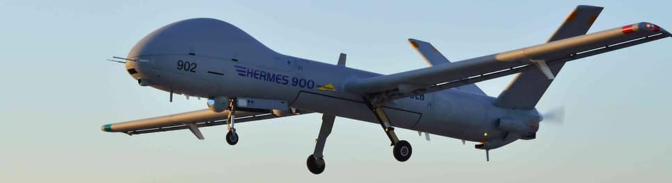 Семейство БПЛА Hermes израильской компании Elbit Systems используется для оптической и радиотехнической разведки. Наиболее крупный Hermes 900 может нести некоторые виды управляемого вооружения