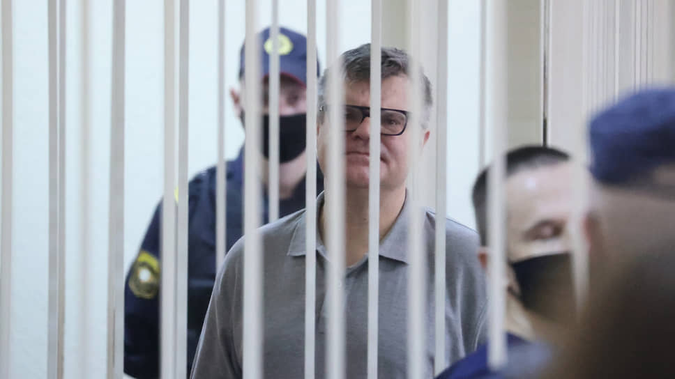 Бывший руководитель Белгазпромбанка Виктор Бабарико