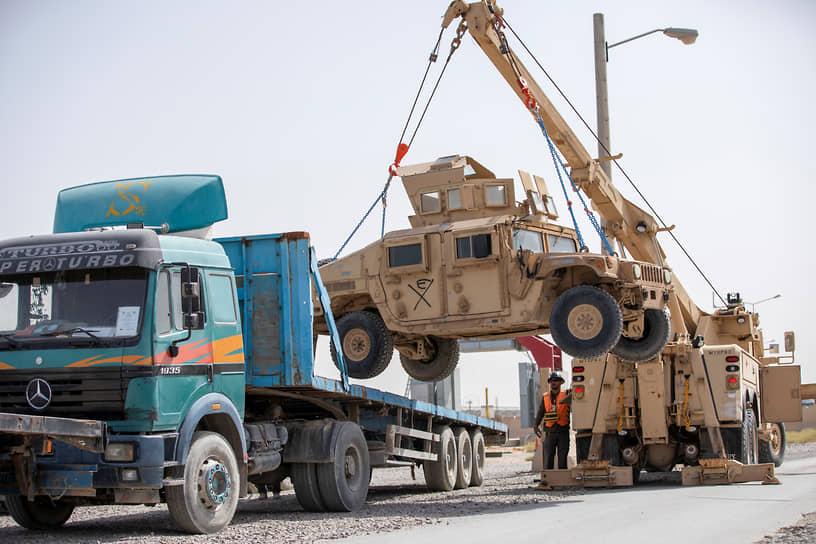 Предположения о том, что вывод американских войск из Афганистана завершится не к 11 сентября, а уже в ближайшие дни, появились в конце июня