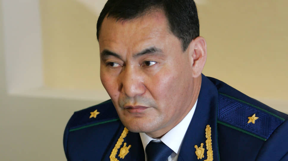 Помощник председателя СКР по особым поручениям Михаил Мурзаев