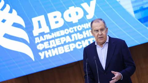 «Заставить быть патриотом невозможно, это должно быть в крови»  / Что Сергей Лавров думает о «Единой России» и «либеральных критиках власти»