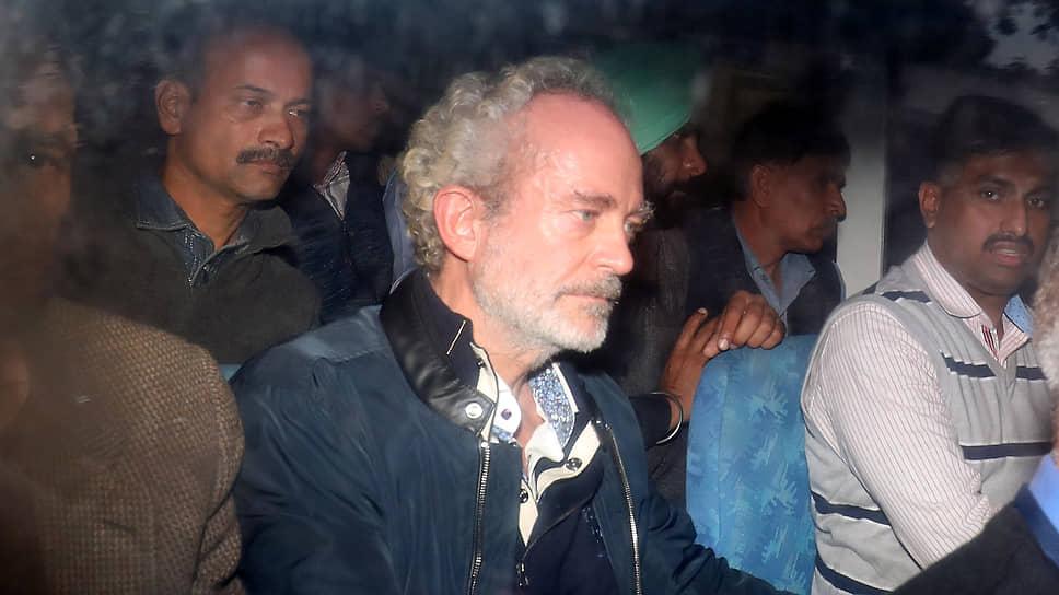 Британский бизнесмен Кристиан Мишель, которому в Индии предъявлены обвинения в коррупции, был экстрадирован из Дубая в Нью-Дели всего через несколько недель после пропажи принцессы Латифы