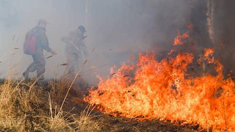 Вирус вирусом, а пожар по расписанию // Ъ посмотрел, как горят российские леса
