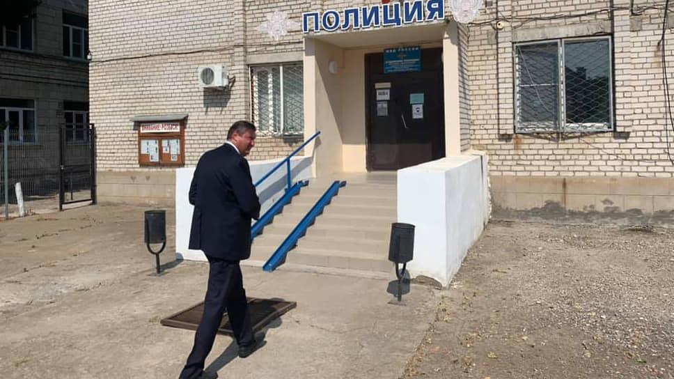 Депутат Волгоградской облдумы Александр Осипов