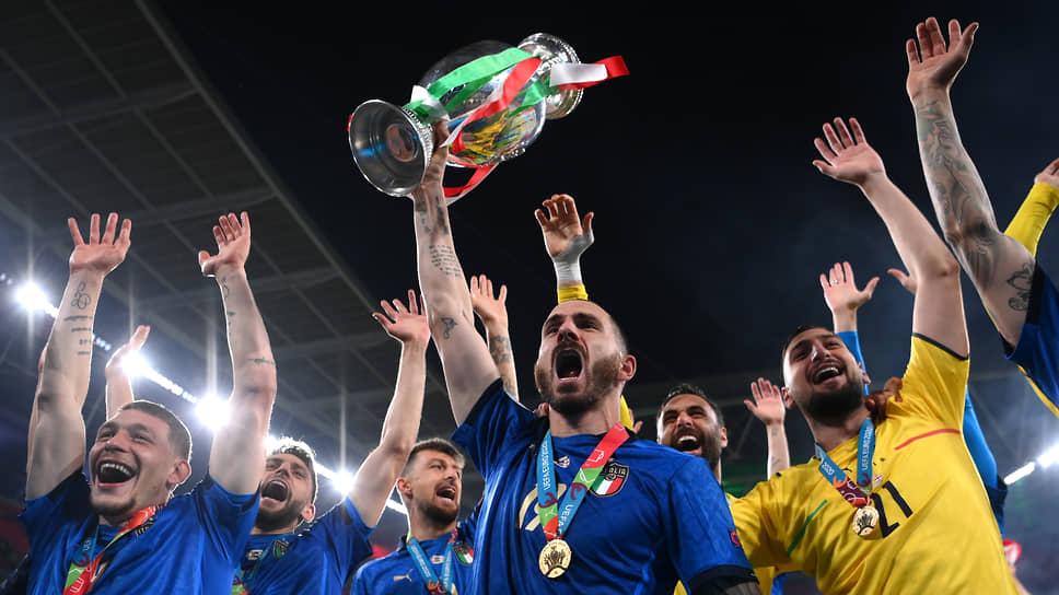 Сборная Италии пережила эпоху возрождения