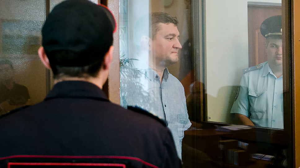 Экс-глава Оренбурга Евгений Арапов