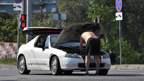 Каско плавится на жаре  / Страховщики предупредили о возможных отказах в выплатах автомобилистам