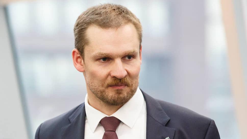 Заместитель главы ВЭБ.РФ Алексей Мирошниченко