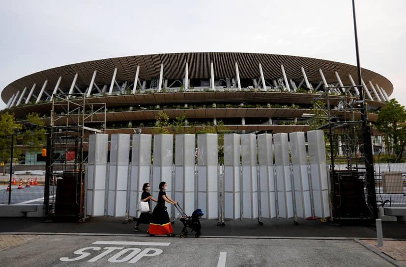 Церемония открытия Олимпийских игр пройдет 23 июля на Национальном стадионе Токио (на фото). Завершатся соревнования 8 августа