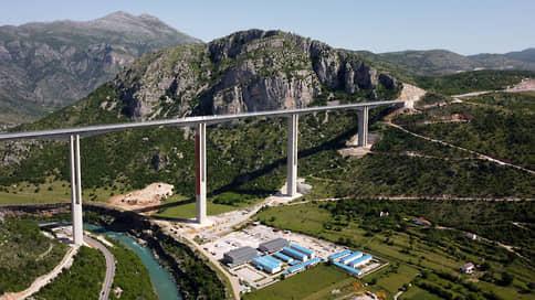 Черногория встала на путь освобождения // От китайской долговой зависимости