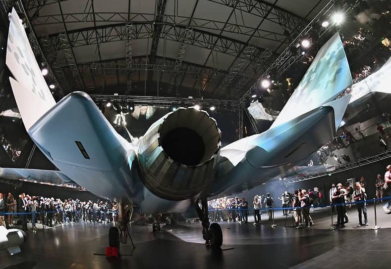 Стоимость российского истребителя Сheсkmate составит $25–30 млн