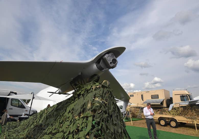 Оперативно-тактический комплекс воздушного мониторинга ZALA421-16Е5 производства ижевской компании ZALA AERO GROUP