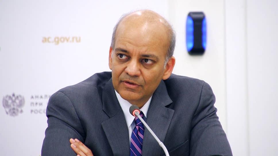 Главный экономист Всемирного банка по России Апурва Сангхи