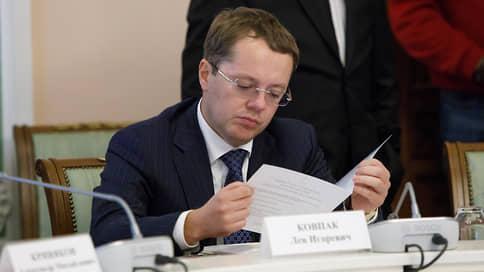 Единоросс сводит счета в суде  / Депутат Госдумы Лев Ковпак пытается оспорить арест семейных активов на 1 млрд рублей