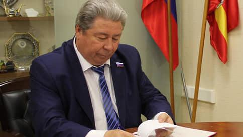Взяткам нашли управляющего  / В Челябинске задержали руководителя регионального отделения ПФР