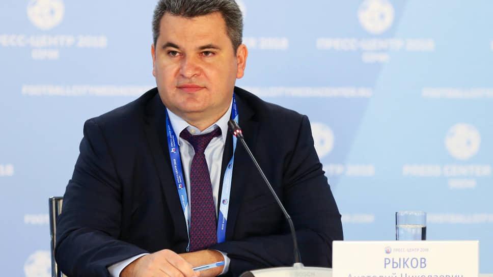Бывший вице-мэр Сочи Анатолий Рыков