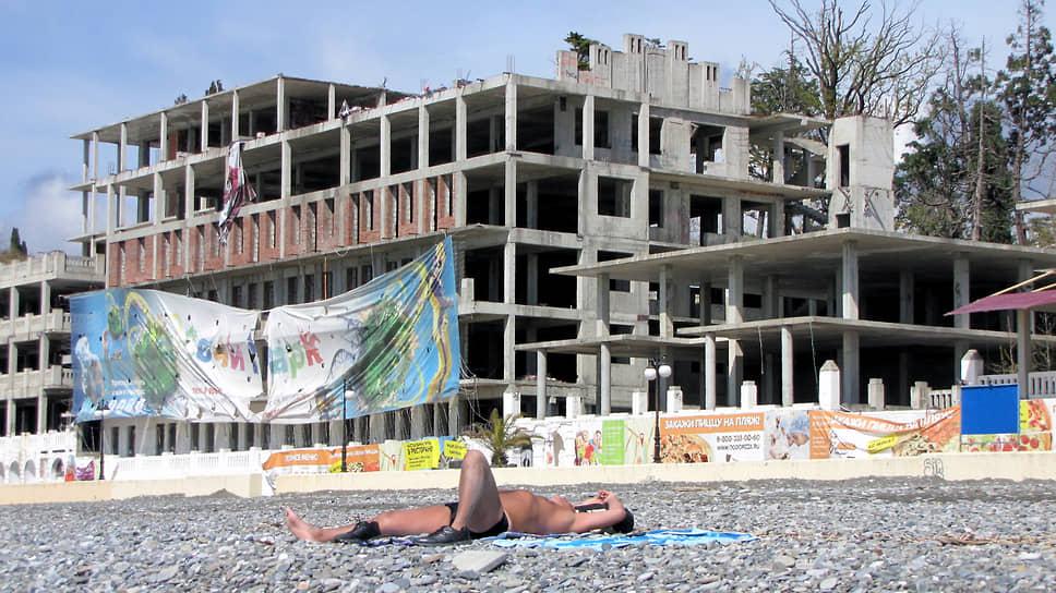 Курортное строительство обошлось в семь лет и 80 миллионов