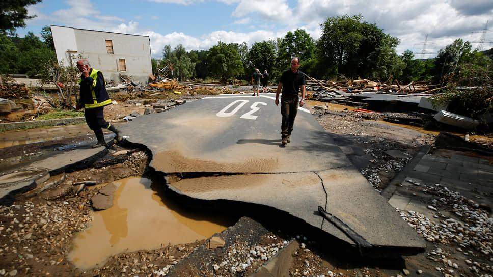 «Это наводнение оставило шрамы»