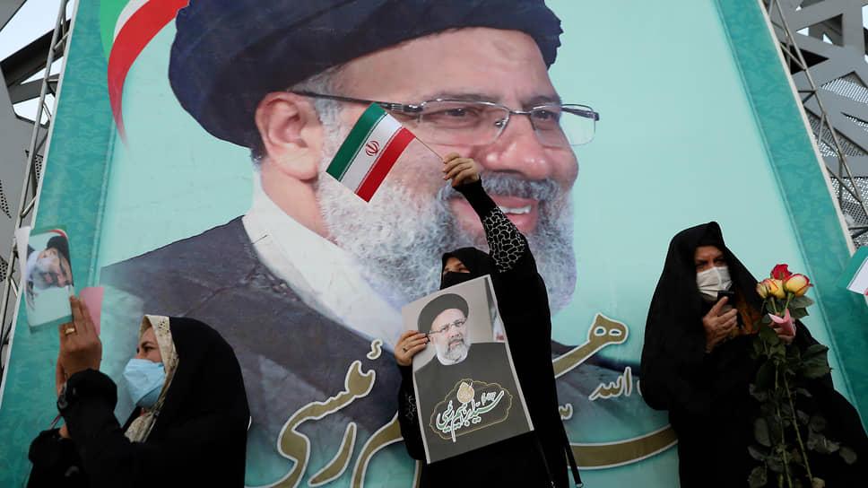 В иранских кранах нет воды