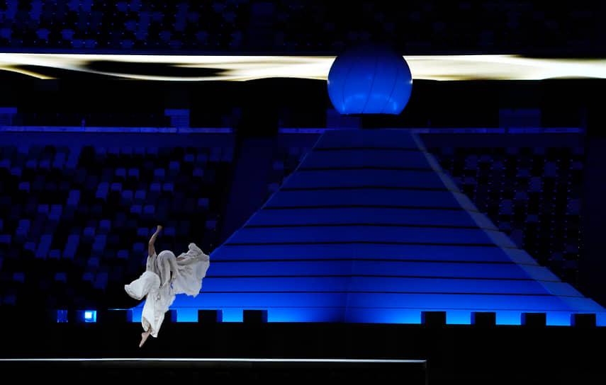 Шоу-программа церемонии открытия