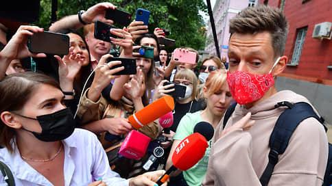 «вДудя» отправили на экспертизу // Зюзинский суд проверит интервью с Моргенштерном и Ивангаем на пропаганду наркотиков
