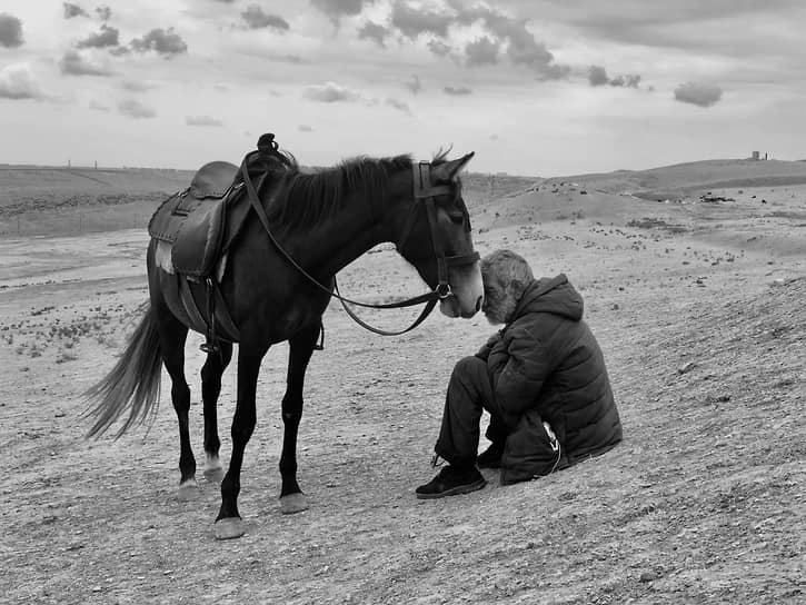 Шаран Шетти, Индия. Склеивание. 1-е место в номинации «Фотограф года»