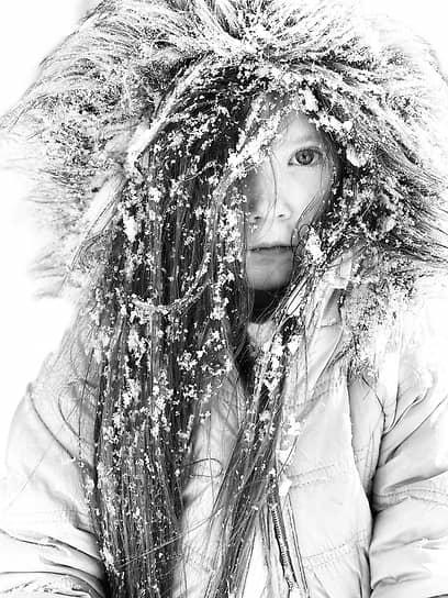 Кристен Крэбтри, США. Без названия. 1-место в номинации «Портрет»