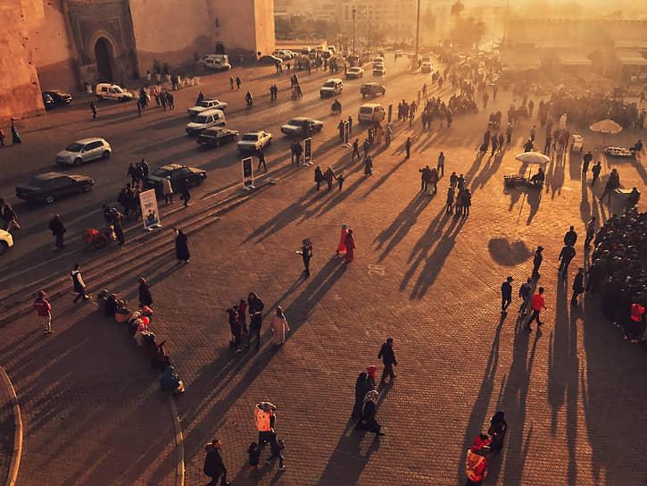 Энхуа Ни, Китай. Сумерки. 2-место в номинации «Закат»