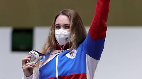 Последняя пуля принесла первое серебро  / Счет российским медалям на Играх в Токио открыла стрелок Анастасия Галашина