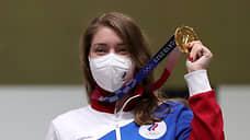 Золотой контрольный выстрел  / Первое российское золото на Олимпиаде в Токио выиграла стрелок Виталина Бацарашкина
