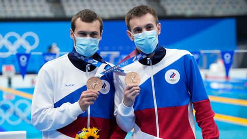 Россия докрутила до бронзы  / Виктор Минибаев и Александр Бондарь заняли третье место в синхронных прыжках с вышки