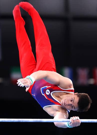 Бронза. Никита Нагорный. Спортивная гимнастика