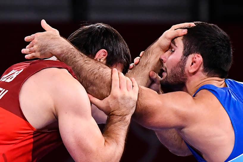 Бронза. Артур Найфонов, Вольная борьба, до 86 кг