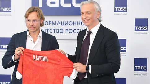 Валерию Карпину отмерили сроки  / Тренер будет совмещать работу в футбольной сборной и «Ростове» максимум до конца года