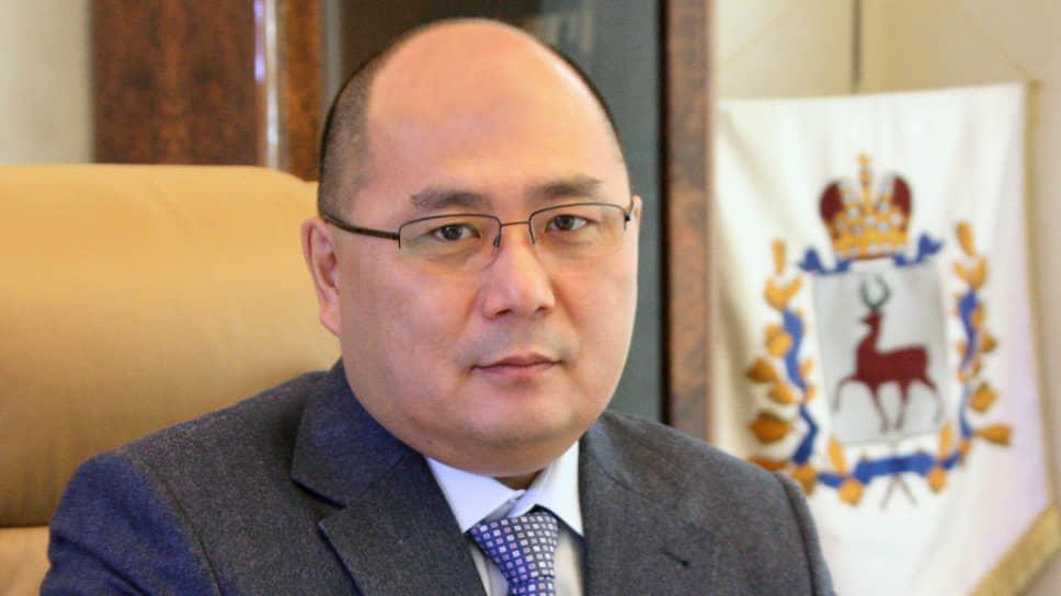 Гендиректор ООО «Газпром трансгаз Нижний Новгород» Вячеслав Югай