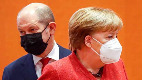 Лидер без канцлерства  / Социал-демократ Олаф Шольц становится самым популярным политиком в Германии