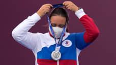 На Олимпиаде и лук сладок  / Елена Осипова завоевала серебро в личном турнире