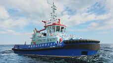 «Росатом» закажет буксиры для НОВАТЭКа  / Пять судов будут построены на Damen за 4млрд рублей