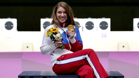 Мультиснайпер  / Виталина Бацарашкина стала двукратной олимпийской чемпионкой, победив в стрельбе из пистолета с 25м
