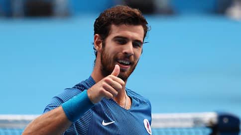 Драгоценные ракетки  / Российские теннисисты гарантировали на Олимпиаде золото и серебро в миксте, а также минимум серебро в мужской одиночке