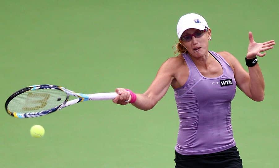 <b>Анастасия Родионова, теннисистка</b> <br>В 2010 году начала представлять Австралию. За свою карьеру выиграла 11 турниров WTA в парном разряде. В 2003 году в смешанном парном разряде стала финалисткой Уимблдона, одного из турниров Большого шлема