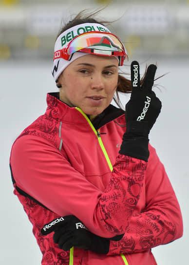 <b>Надежда Писарева, биатлонистка</b> <br>С 2010 года выступает за сборную Белоруссии. В составе национальной команды стала чемпионкой России среди юниорок в 2009 году. Выступая за белорусскую команду, завоевала бронзу на чемпионате мира 2011 года в Ханты-Мансийске