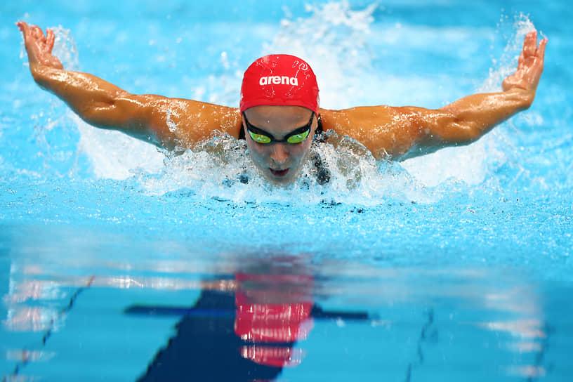 <b>Мария Уголькова, пловчиха</b> <br>С 2013 года представляет Швейцарию. Многократный призер чемпионатов России. В составе сборной Швейцарии взяла бронзу на чемпионате Европы 2018 года и серебро на чемпионате Европы по плаванию на короткой воде в 2019 году. Оба этих первенства проходили в Глазго