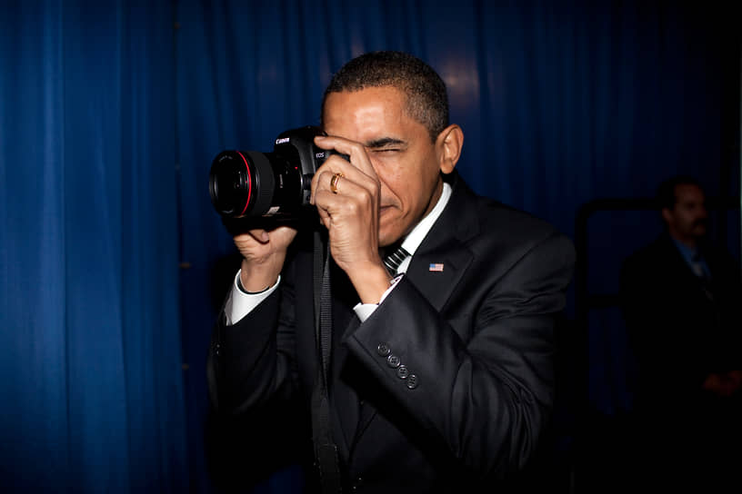 «Я не идеален — и об этом мне напоминают каждый день если не события, то моя жена» <br>В 2010-м он объявил о завершении боевых действий в Ираке. В 2011 году был уничтожен лидер «Аль-Каиды» Осама бен Ладен. В том же году США вторглись в Ливию — впоследствии президент назвал это самой тяжелой своей ошибкой на посту