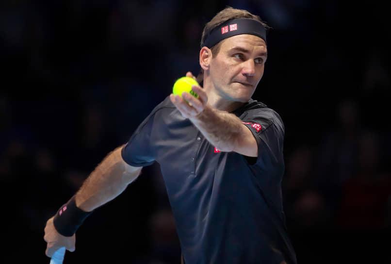 В общей сложности Федерер выиграл 111 турниров ATP, из них 103 в одиночном разряде