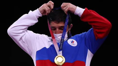 Танк олимпийской победы