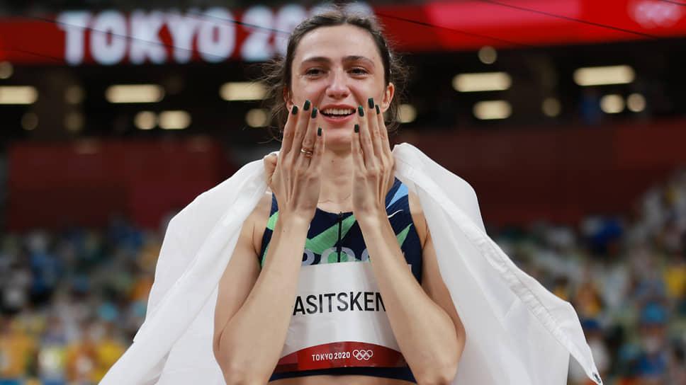 Российская спортсменка Мария Ласицкене