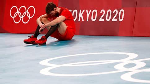 Олимпийская волейболь