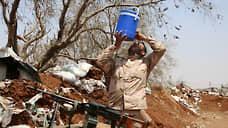 Россия пустила воду на север Сирии