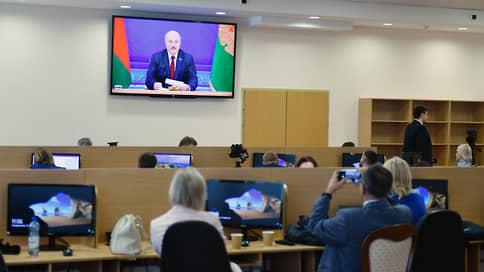У нас человек 15-20, которые могут вырасти в президенты // Александр Лукашенко рассказал о прошлом, настоящем и будущем Белоруссии